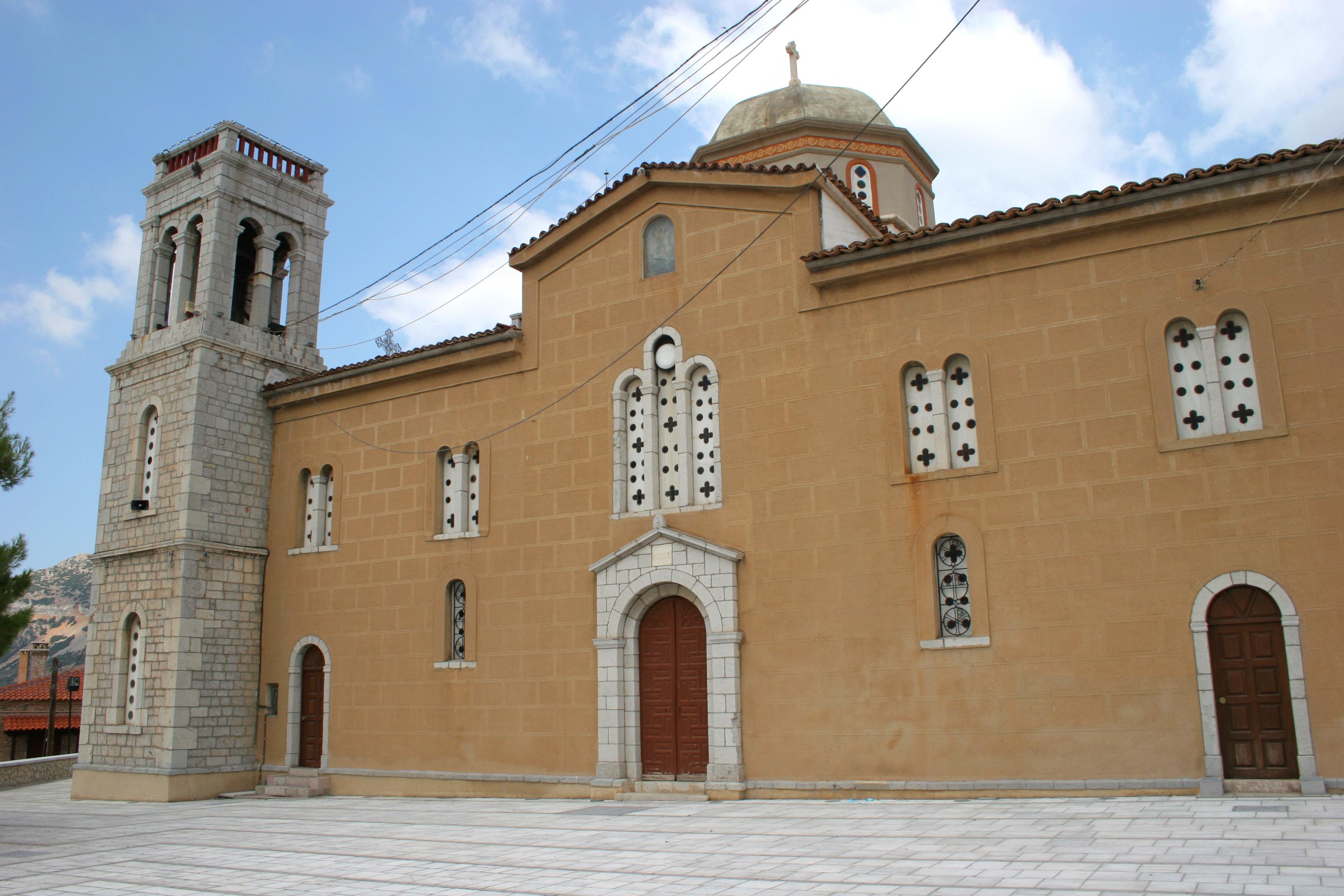 Agios Georgios Arachova Edited