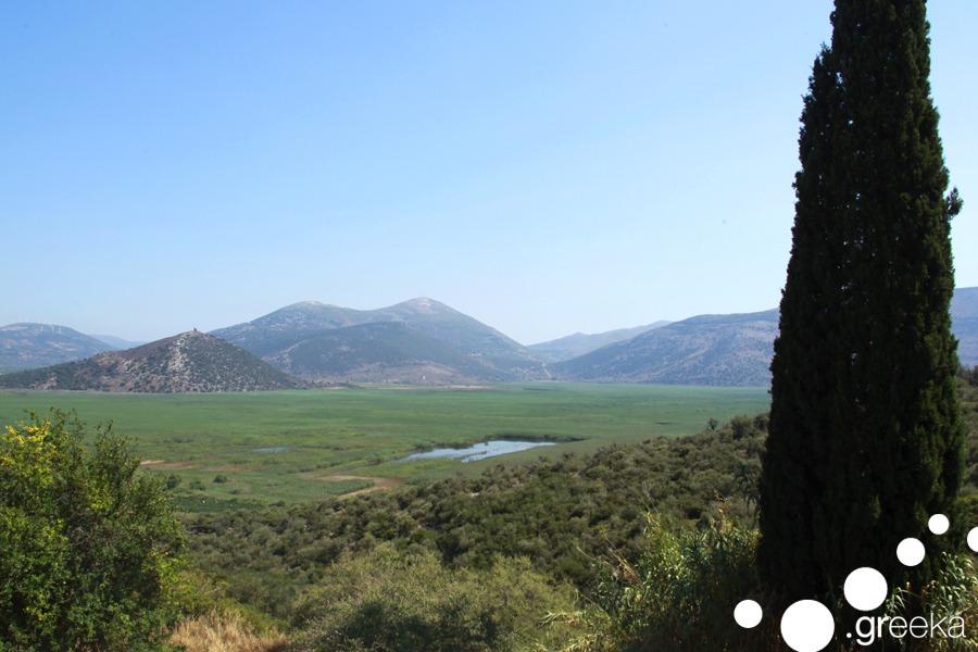 Dystos Lake Evia