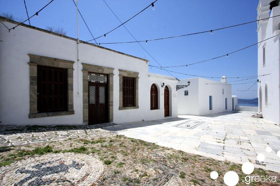 Folklore Museum Milos