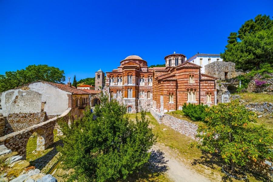 Hosios Loukas Monastery Arachova