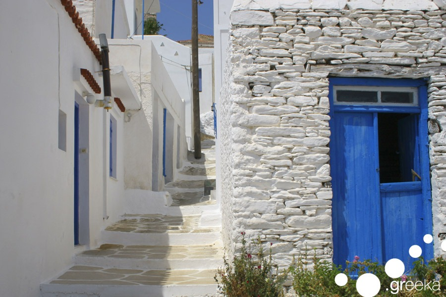 Kythnos Chora