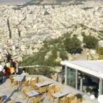 Likavitos Hill Athens