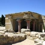 Minoan palace Crete 4jpg
