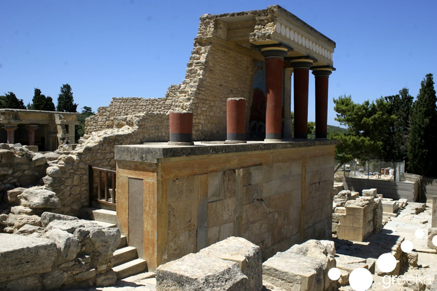 palace of knossos Find hotels near the minoan palace of knossos, greece online good availability and great rates book online, pay at the hotel no reservation costs.