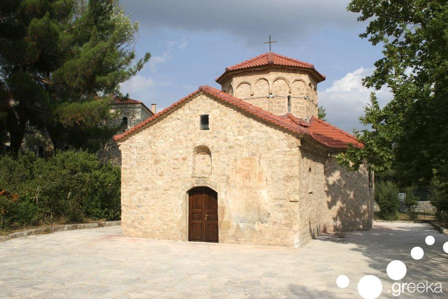 Monastery Agia Lavra