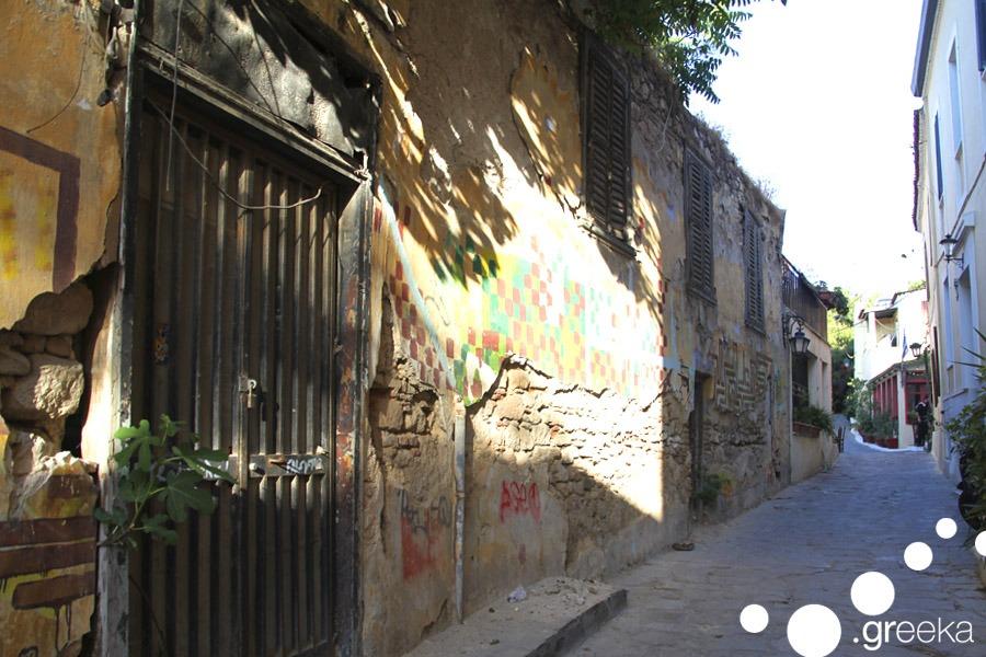 Plaka Athens 1