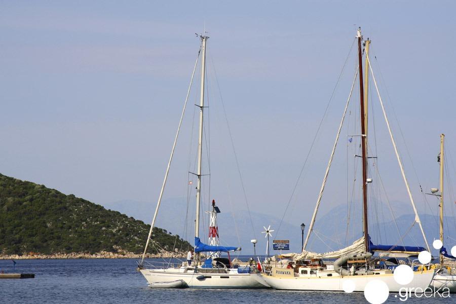 Sailing Ithaka