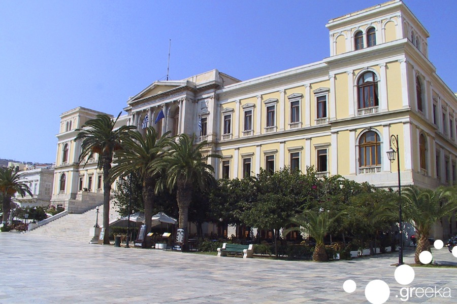 Syros townhall