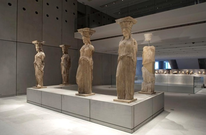 Museums in Greece: The famous Acropolis Museum