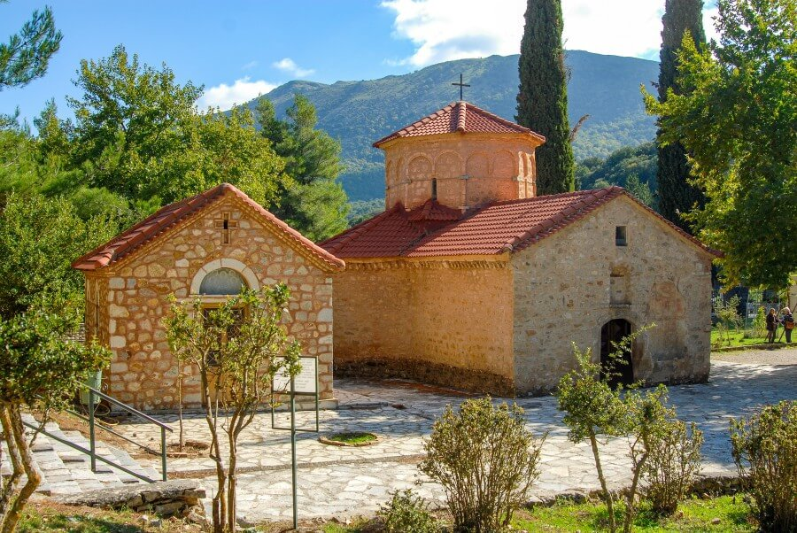 agia lavra monastery kalavryta