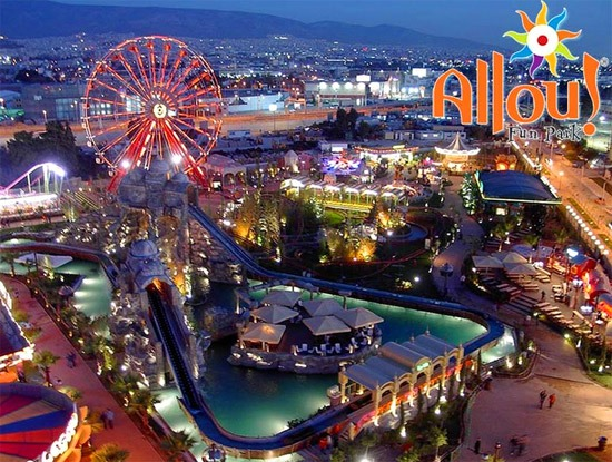 Fun in Athens: Allou Fun Park