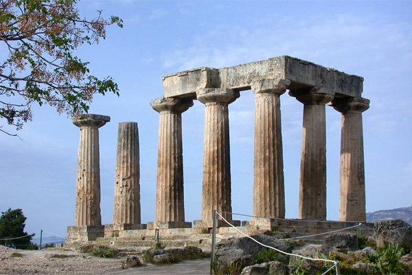 Tour to Ancient Corinth from Athens