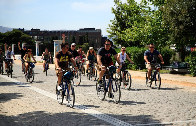 Athens bike tours: fun way to discover the Greek capital