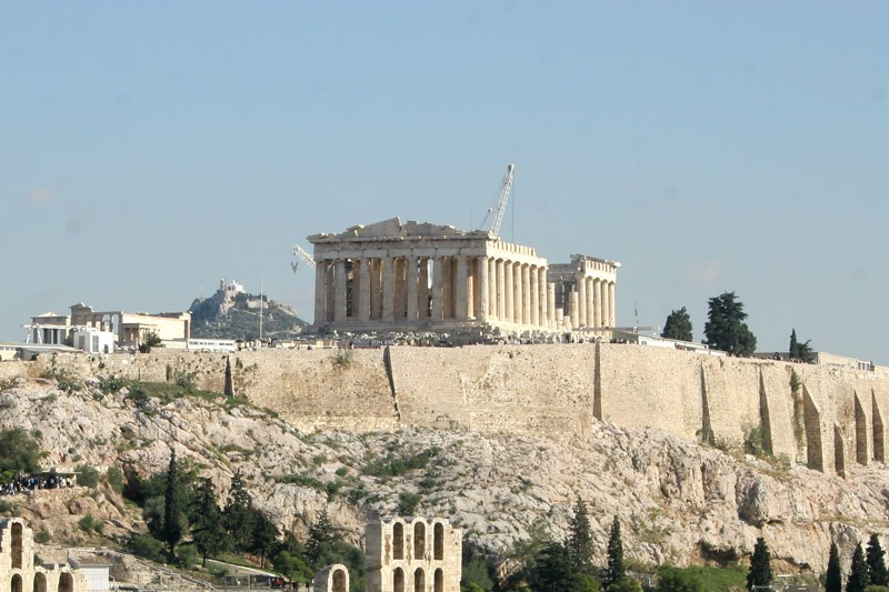 Athens by Foot