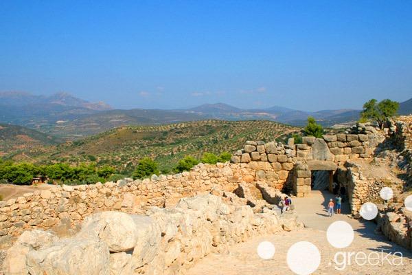 Athens day trip to Mycenae and Epidaurus