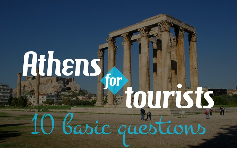 Athens for tourists