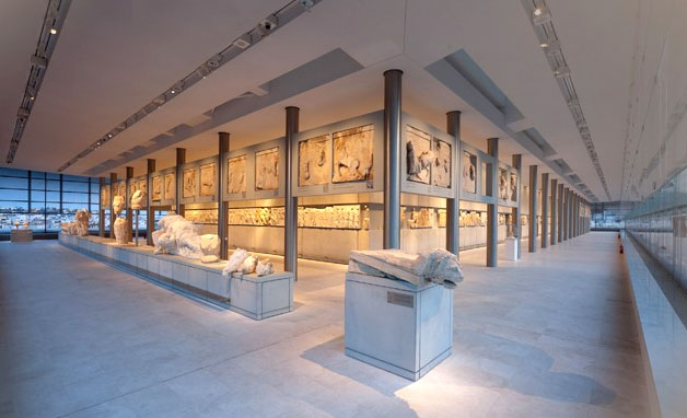 Athens Museums: the fantastic Acropolis Museum