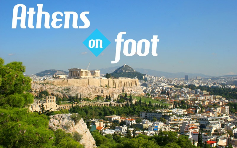 Athens on Foot