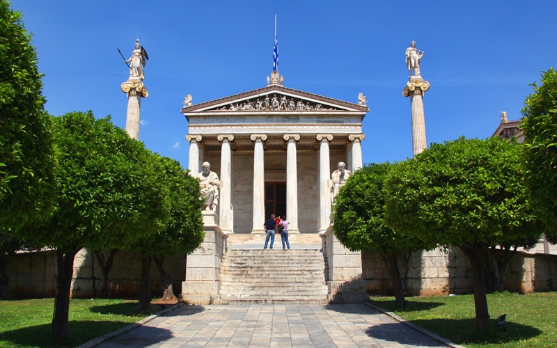 Athens tours: sightseeing by bus