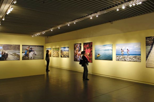 Museums in Athens: Exhibition at the Benaki Museum