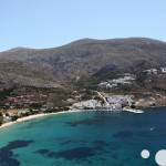 Islands near Santorini: Amorgos
