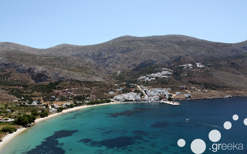 Best day trips from Naxos: Amorgos Cyclades