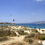 Best Greek islands for windsurfing and kite: Naxos
