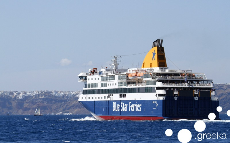 Best way to see Greece: Travel by ferry