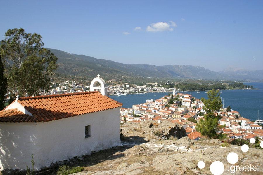 church-poros-island-greece