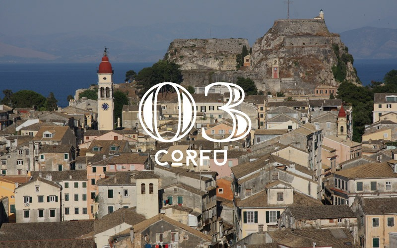 Corfu honeymoon