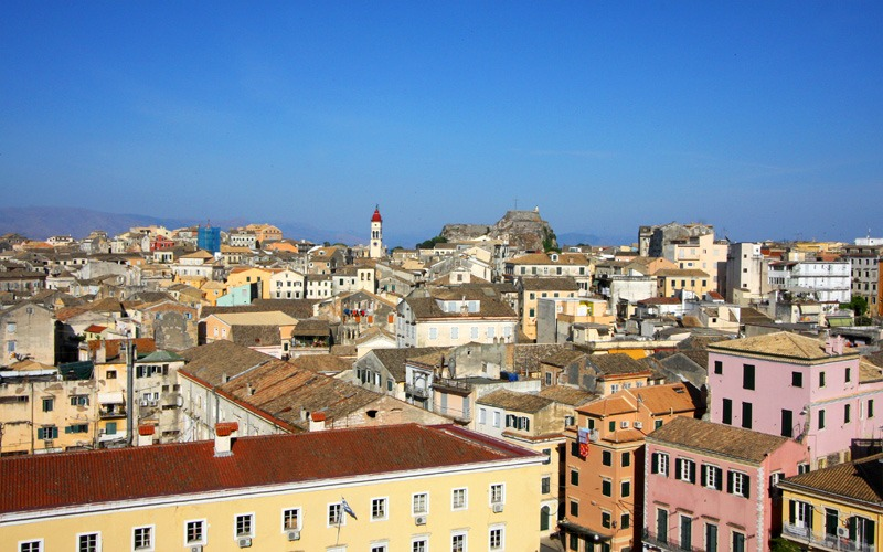 Top Greek islands for spring break: Corfu
