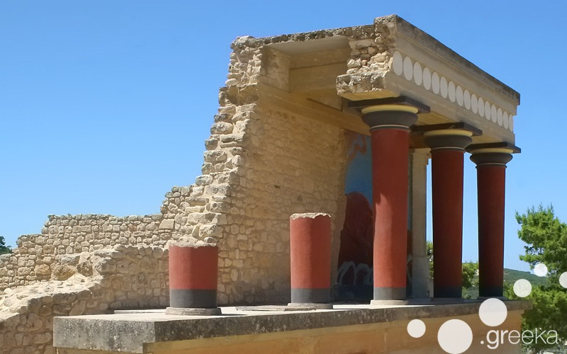 Best Greek islands for ancient sites: Crete