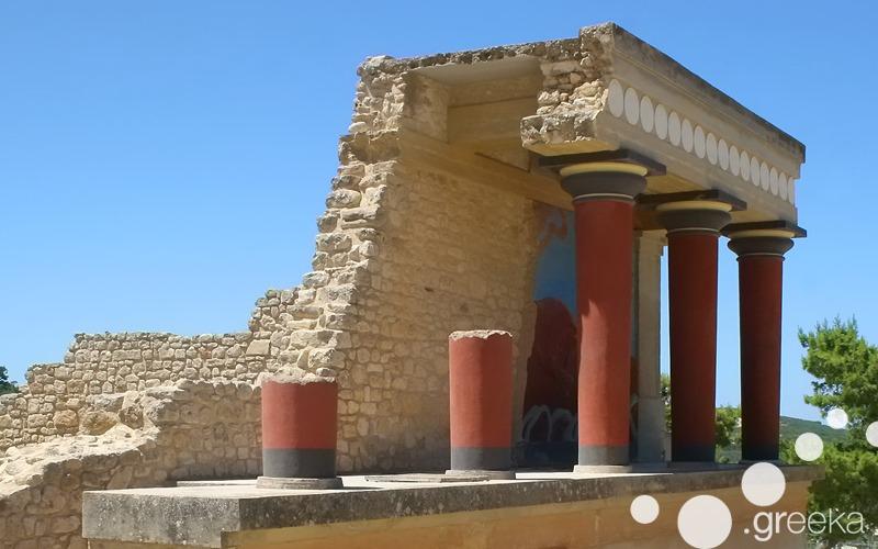Best Greek islands for ancient sites: Crete