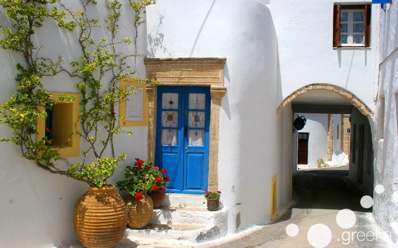 Crete island hopping to Kythira