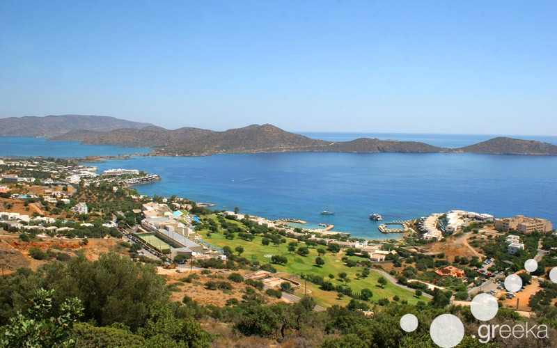 Elounda among best places to stay in Crete