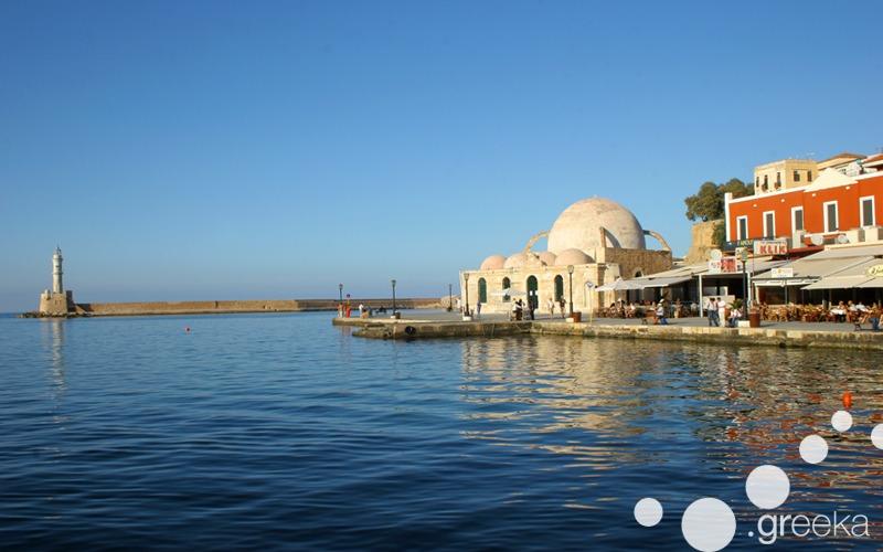 Crete ferry