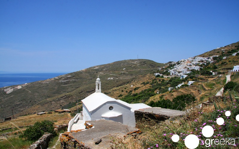 Day trip from Mykonos to Tinos