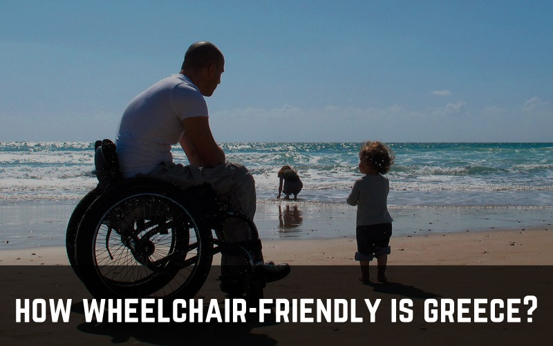 Disabled travel in Greece
