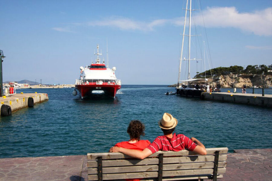 First time on a Greek ferry? Things to know