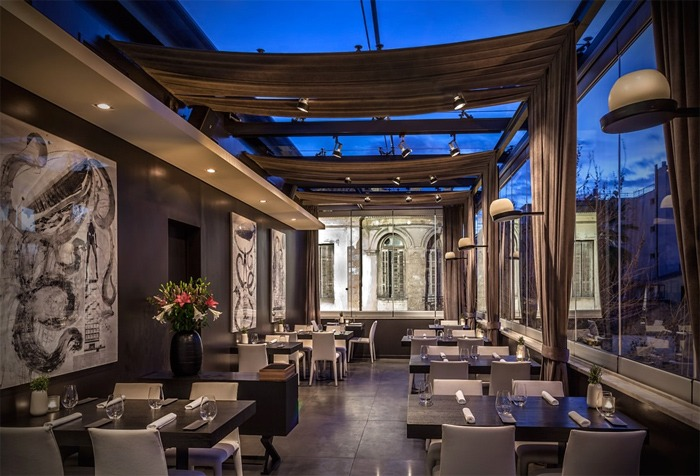 Funkey Gourmet Restaurant in Athens