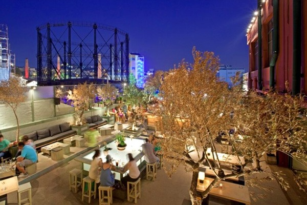 Top 6 roof garden bars in Athens