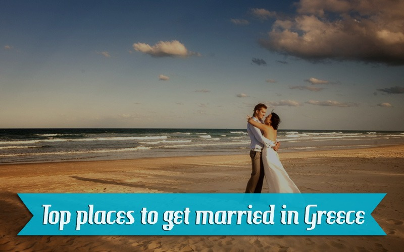 Weddings in Greece: Top islands to get married