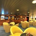 Greek ferry seat types