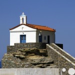 Islands close to Athens: Andros