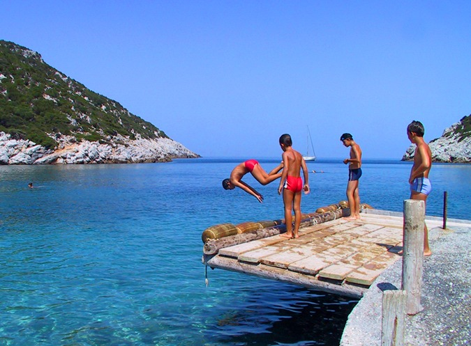 Holidays in Greece with children