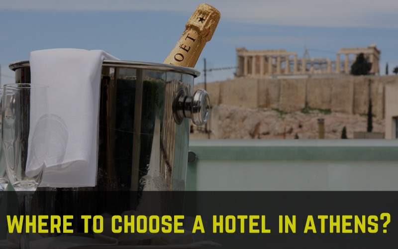 Where to find a hotel in Athens?
