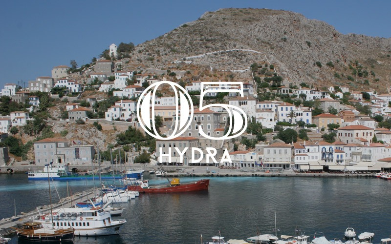 Hydra honeymoon