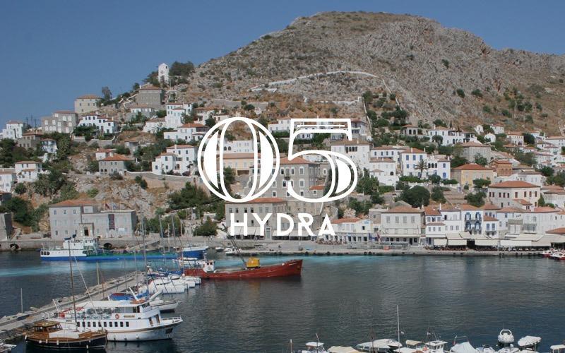 Hydra honeymoon