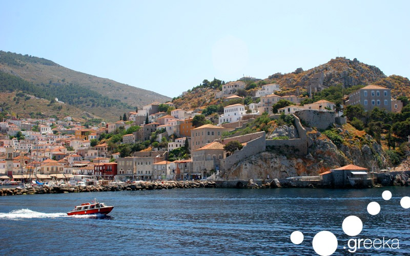 Day cruise from Athens to Aegina and Hydra islands