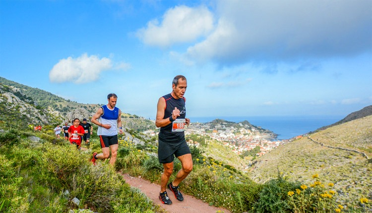 Hydra Trail Race, Greece